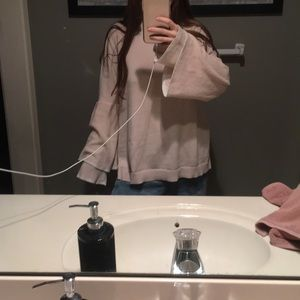 Style and Co Pink Sweater